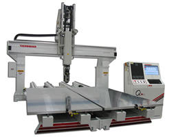 Thermwood Model 90 Dual Table 5'x12' 5 Axis CNC Router