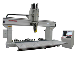 Thermwood Model 90 10'x5' 5 Axis CNC Router