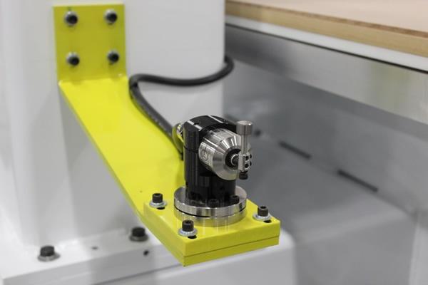 Thermwood Model 90 Automatic Tool Length Sensor