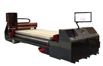 The Thermwood Cut Center Enhances Employee Productivity